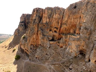 Druze Fortress, Mount Arbel. (Photo: ACH)